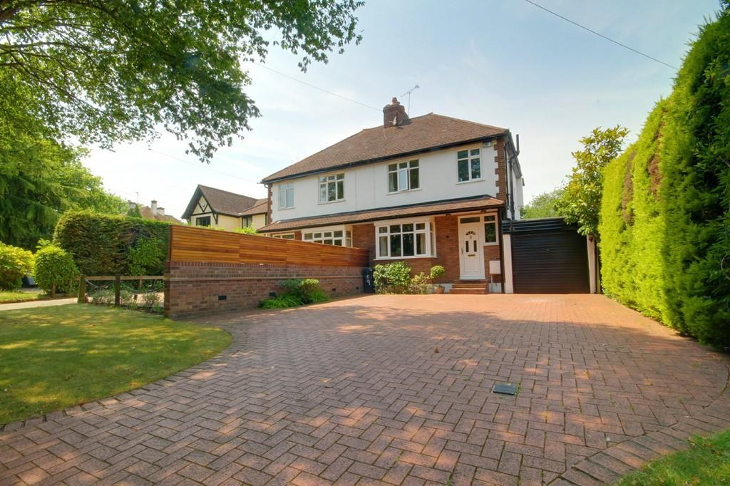3 Bedrooms Semi Detached House for sale in Eureka Gardens, Epping Green Road, Epping Green