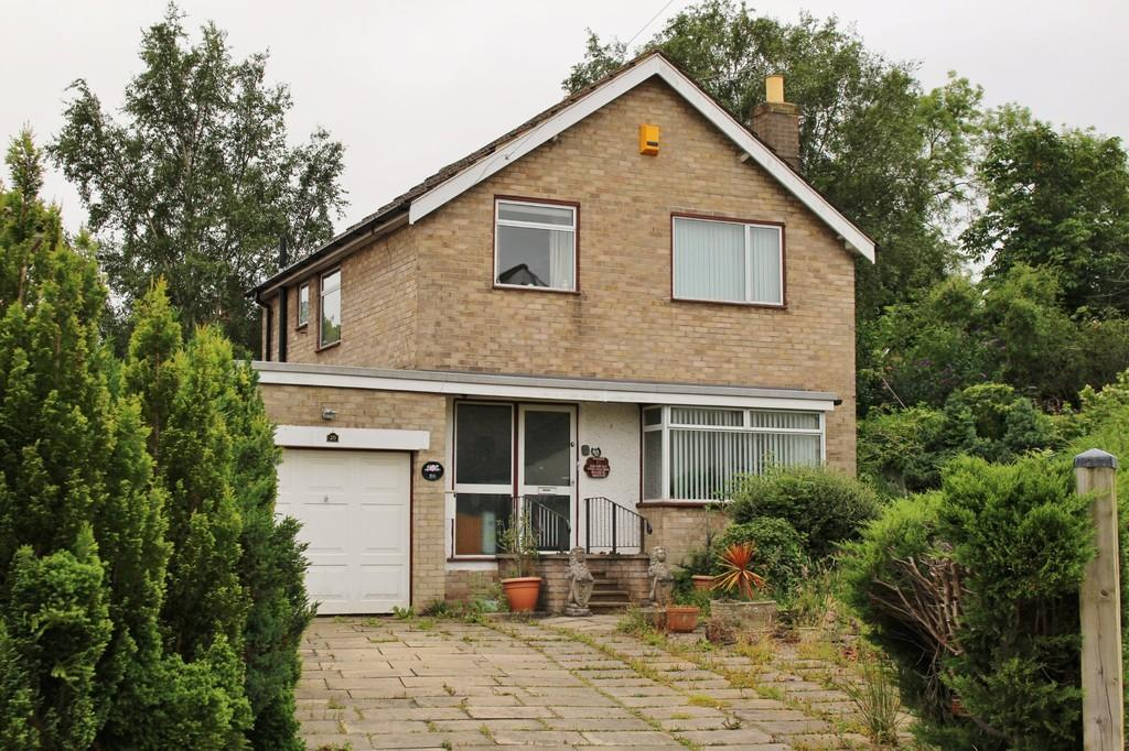 3 Bedrooms Detached House for sale in Rudbeck Crescent, Harrogate
