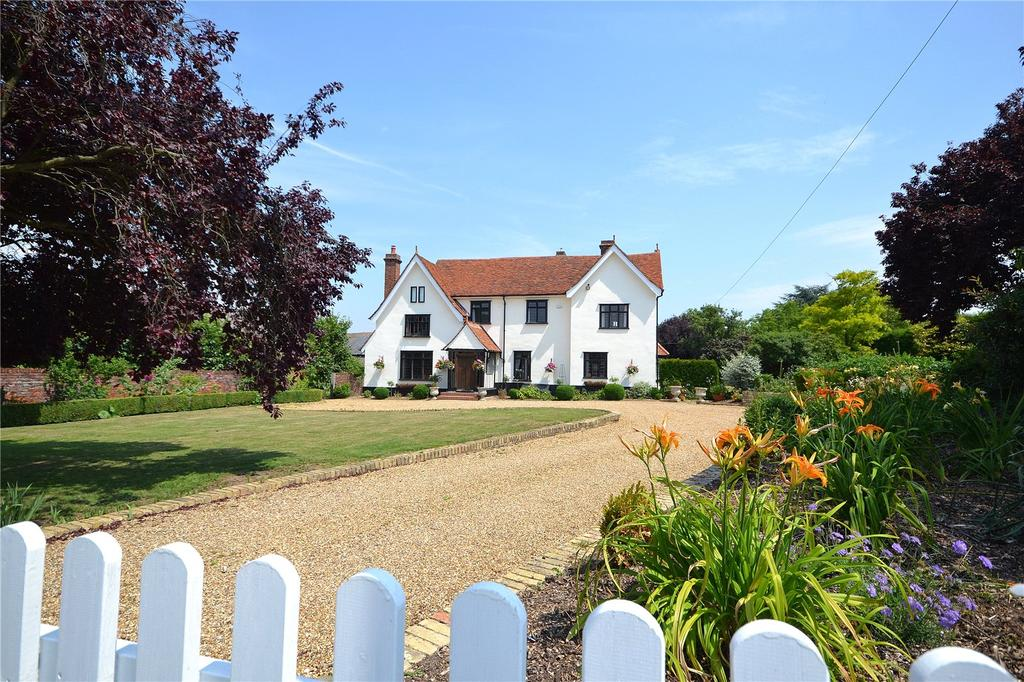 5 Bedrooms Detached House for sale in Kings Lane, Stisted, Braintree, Essex