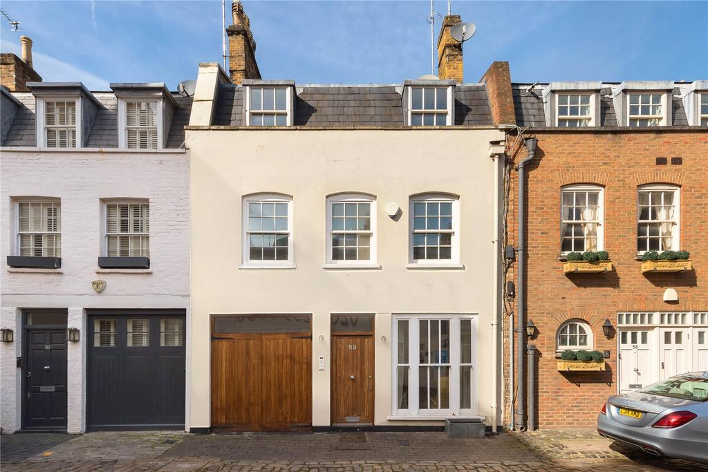3 Bedrooms House for sale in Eaton Mews West, London