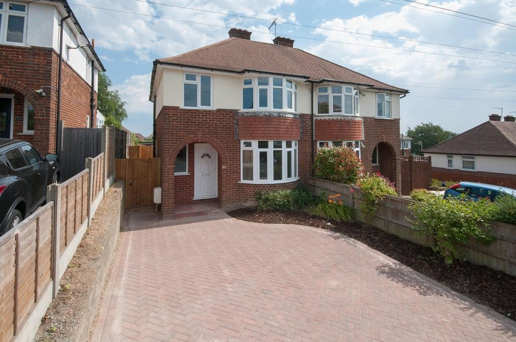 3 Bedrooms Semi Detached House for sale in Highfield Road, Tunbridge Wells
