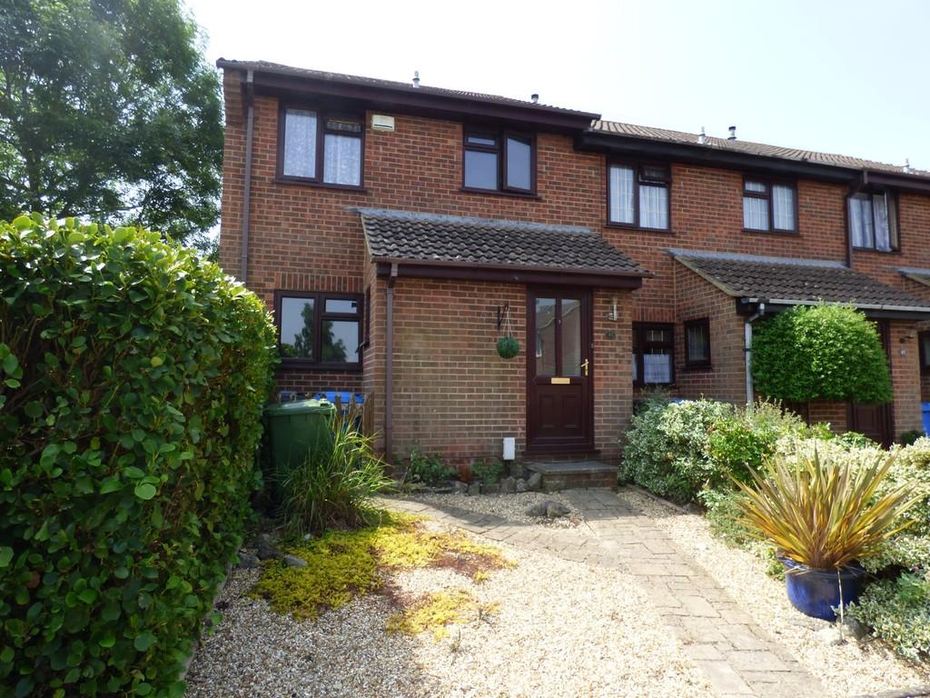 3 Bedrooms End Of Terrace House for sale in CANFORD HEATH