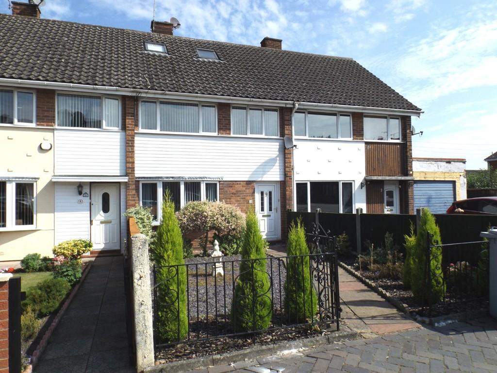 4 Bedrooms Terraced House for sale in Wallis Street, Crewe