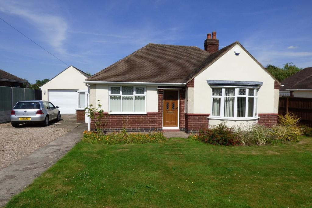 2 Bedrooms Detached Bungalow for sale in Craythorne Road, Stretton