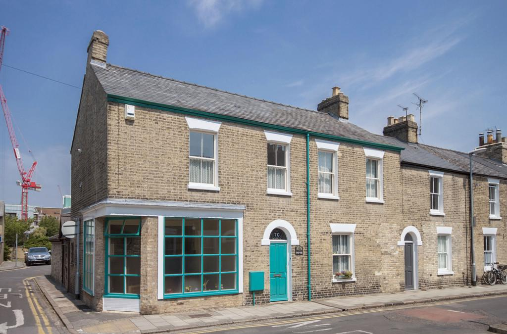 3 Bedrooms End Of Terrace House for sale in Norwich Street, Cambridge