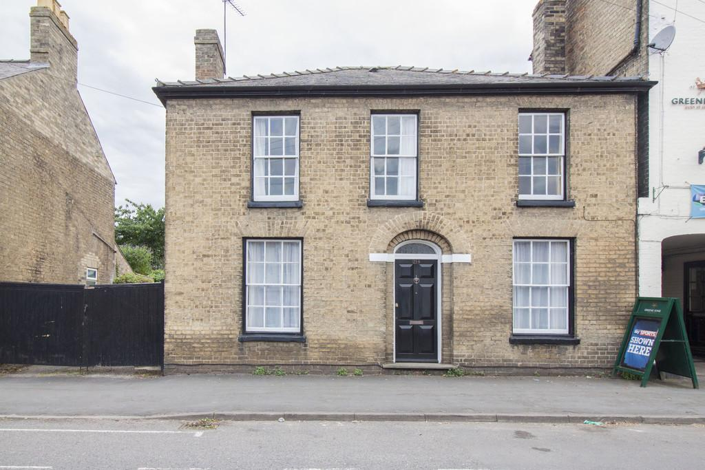 3 Bedrooms Detached House for sale in High Street, Cottenham