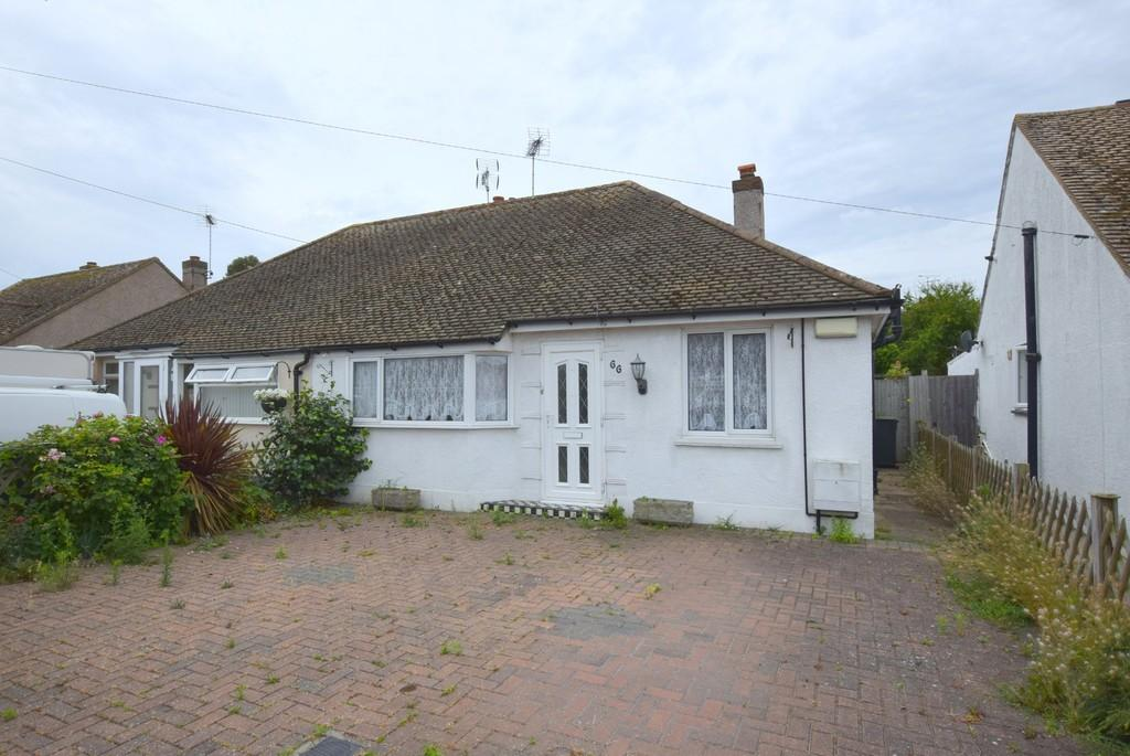 2 Bedrooms Semi Detached Bungalow for sale in The Grove, Greenhill, Herne Bay
