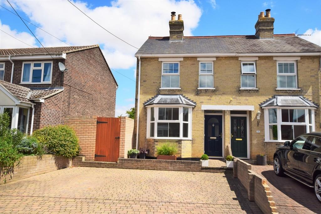3 Bedrooms Semi Detached House for sale in Broom Street, Great Cornard