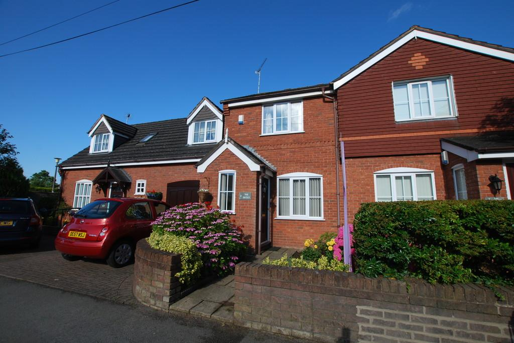2 Bedrooms Mews House for sale in Flag Lane South, Upton