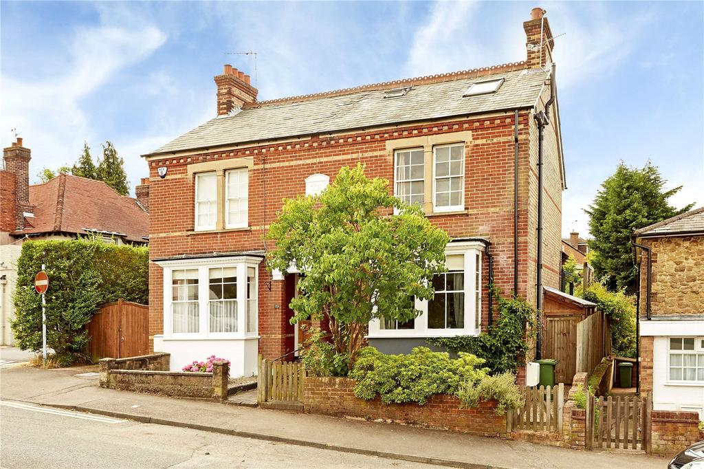 3 Bedrooms Semi Detached House for sale in Quakers Hall Lane, Sevenoaks, Kent, TN13