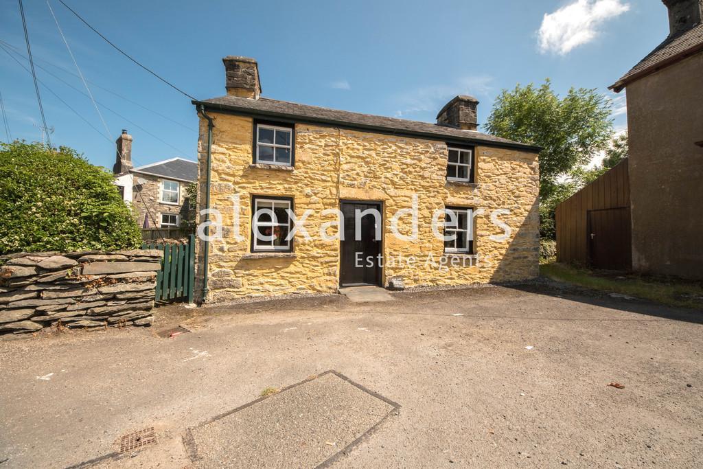 2 Bedrooms Cottage House for sale in Pontrhydfendigaid