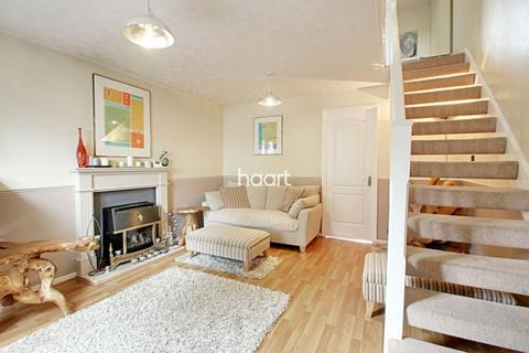 2 bedroom end of terrace house for sale - Beeston Close, Nottingham