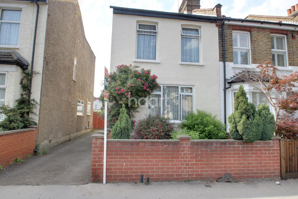 3 Bedrooms End Of Terrace House for sale in Edward Road, Croydon, CR0