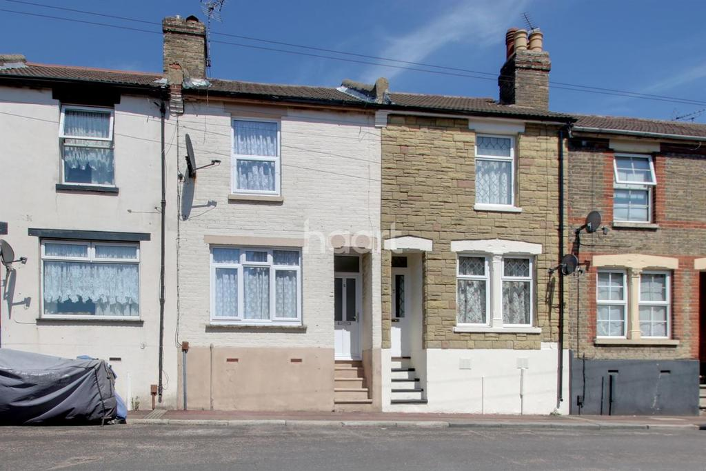 3 Bedrooms Terraced House for sale in Coronation Road, Chatham