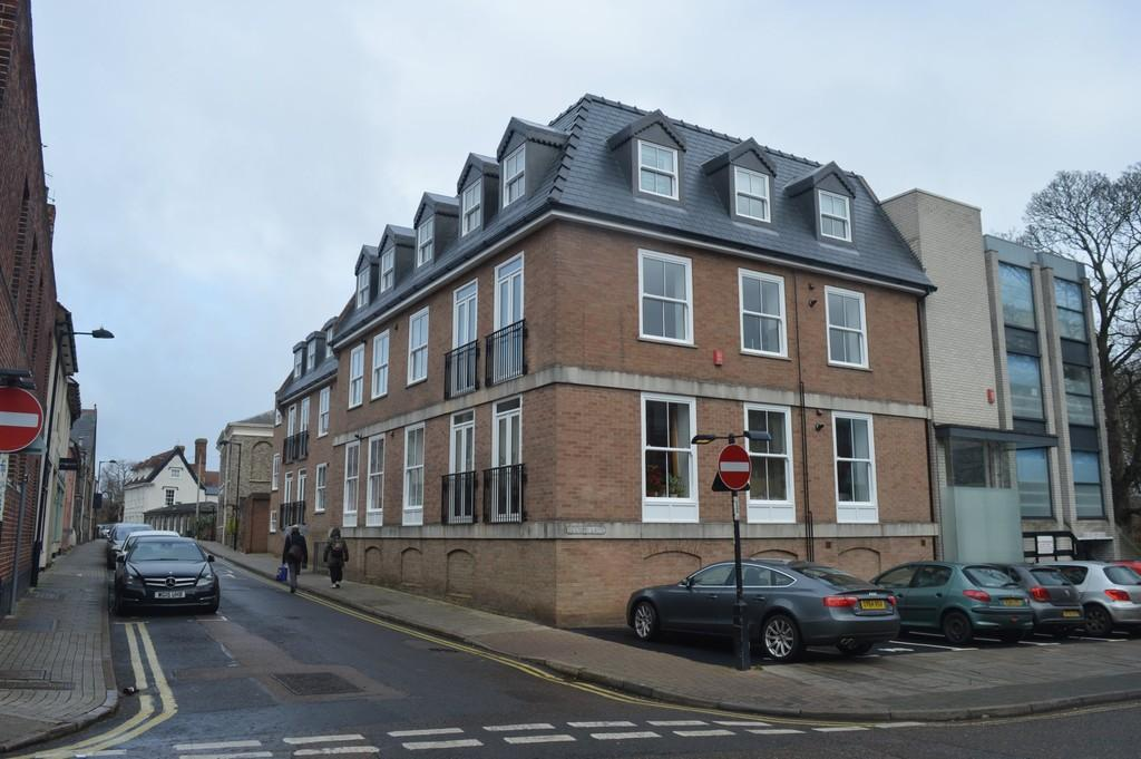 1 Bedroom Apartment Flat for sale in Garland Street, Bury St. Edmunds
