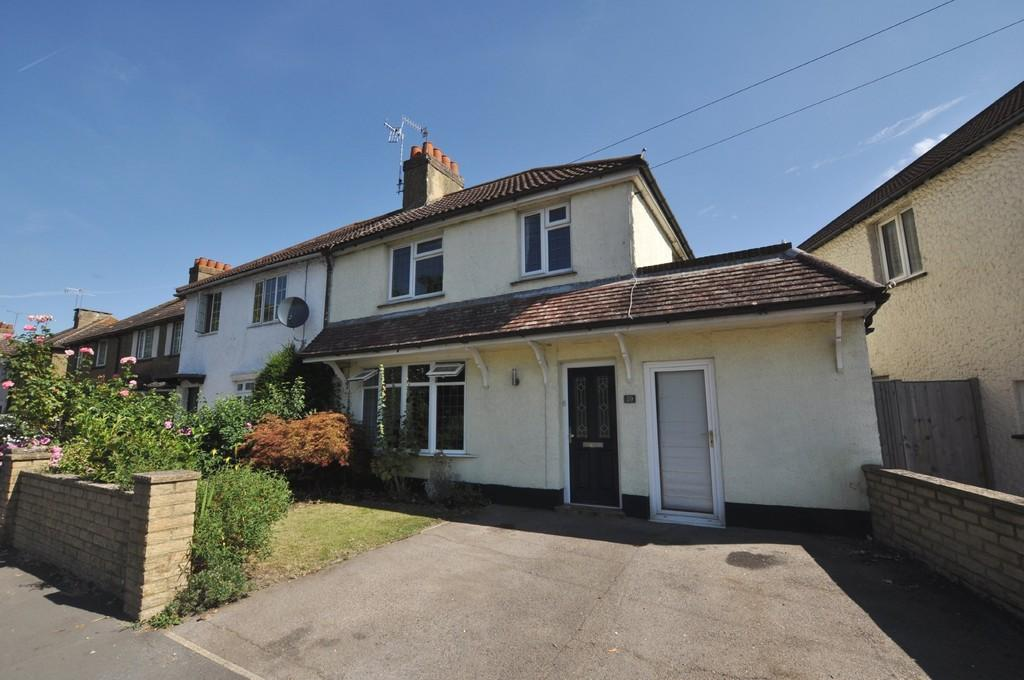3 Bedrooms Semi Detached House for sale in Woking Road, Guildford