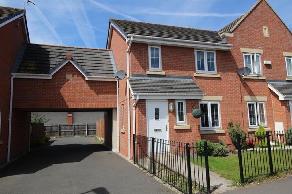 4 Bedrooms Town House for sale in 21 Celtic Fields, Worksop