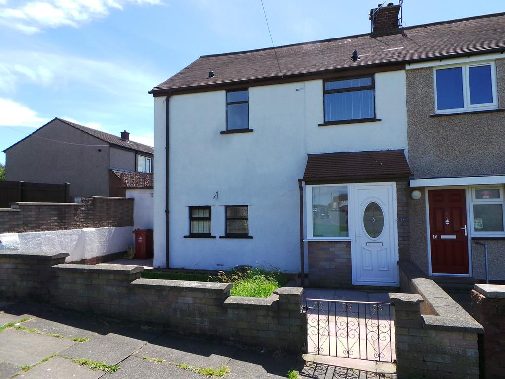 3 Bedrooms Semi Detached House for sale in Sowerby Avenue, Barrow-in-Furness