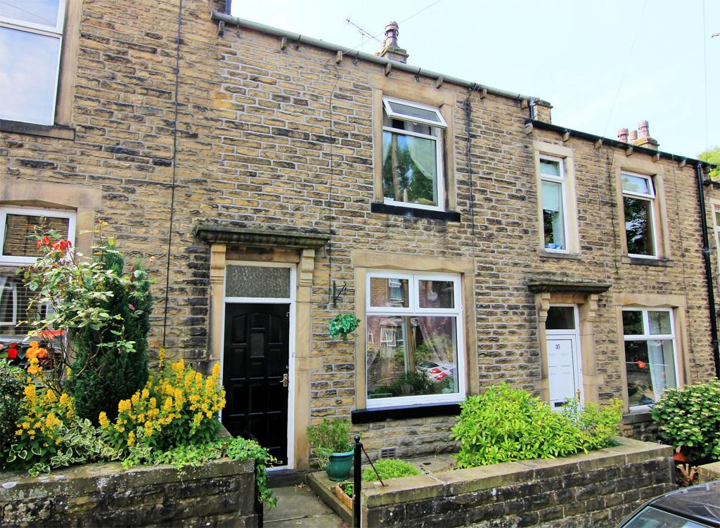 2 Bedrooms Terraced House for sale in 33 Neville Street, Skipton
