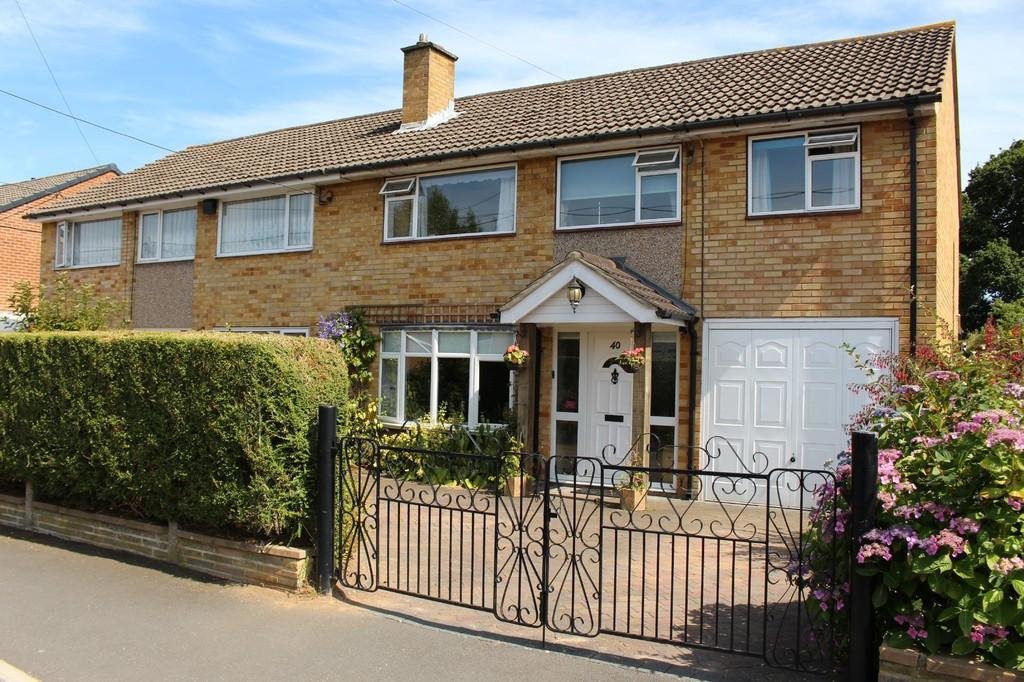 4 Bedrooms Semi Detached House for sale in Crete Road, Dibden Purlieu