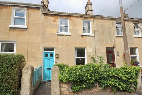 2 bedroom terraced house for sale - Burnham Road, Bath
