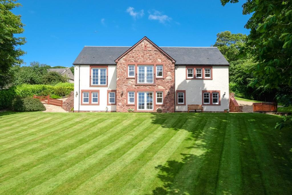 5 Bedrooms Detached House for sale in Glebe House, Portmoak, Kinross, Perth and Kinross, KY13