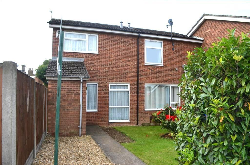 3 Bedrooms End Of Terrace House for sale in Teal Road, Biggleswade, Bedfordshire, SG18