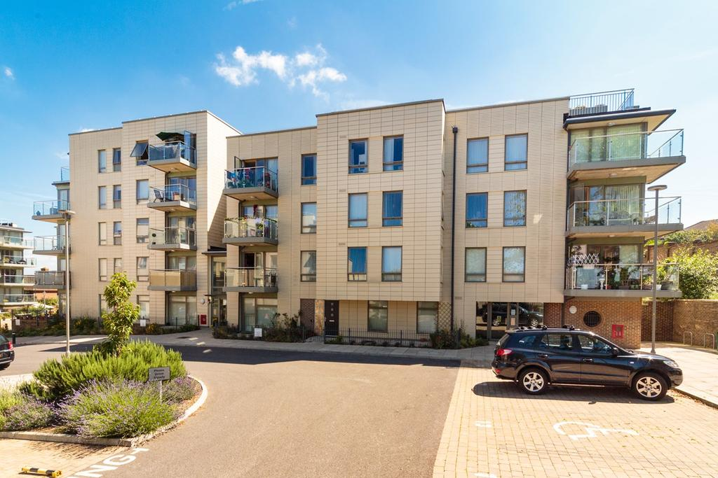 2 Bedrooms Apartment Flat for sale in Pankhurst Avenue, Brighton, BN2