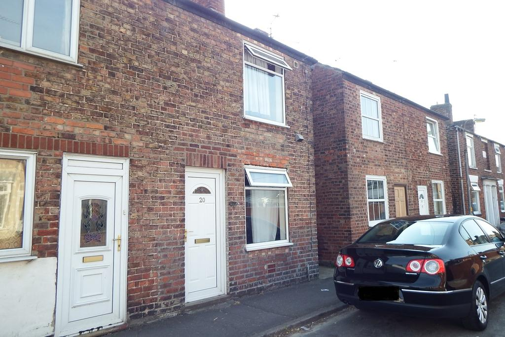 2 Bedrooms End Of Terrace House for sale in Castle Street, Boston, PE21
