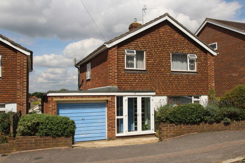 3 Bedrooms Detached House for sale in Judd Road, Tonbridge