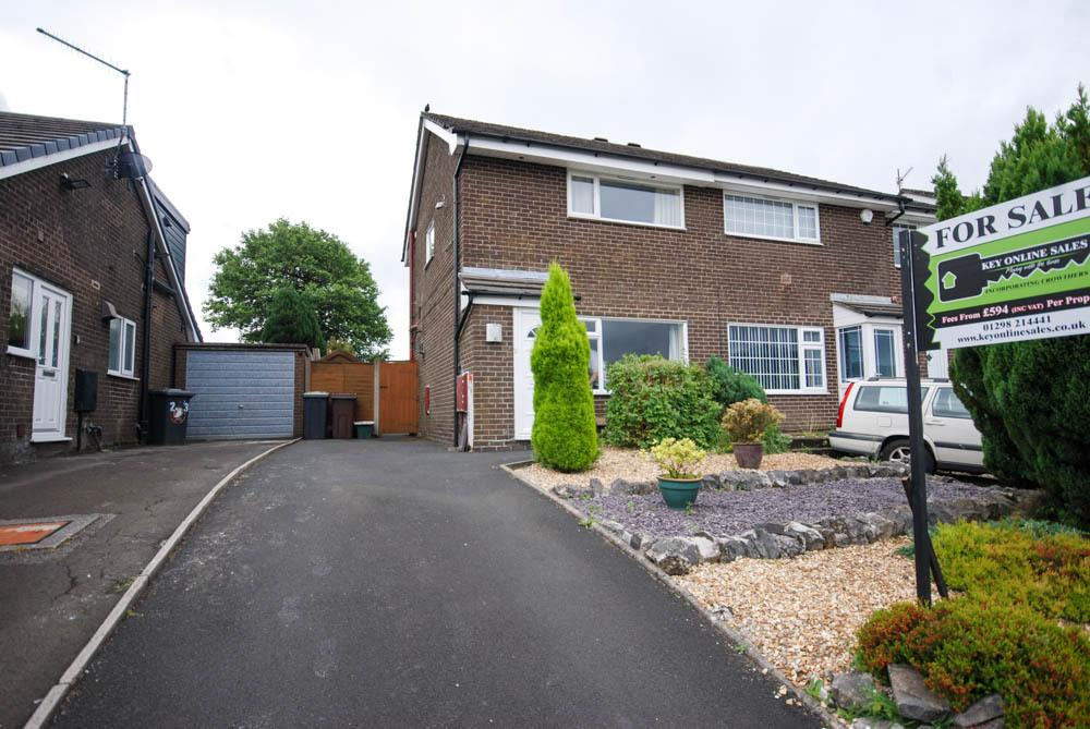 2 Bedrooms Semi Detached House for sale in Hastings Road Buxton