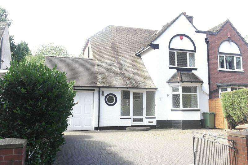 3 Bedrooms Semi Detached House for sale in Broadway North, Walsall
