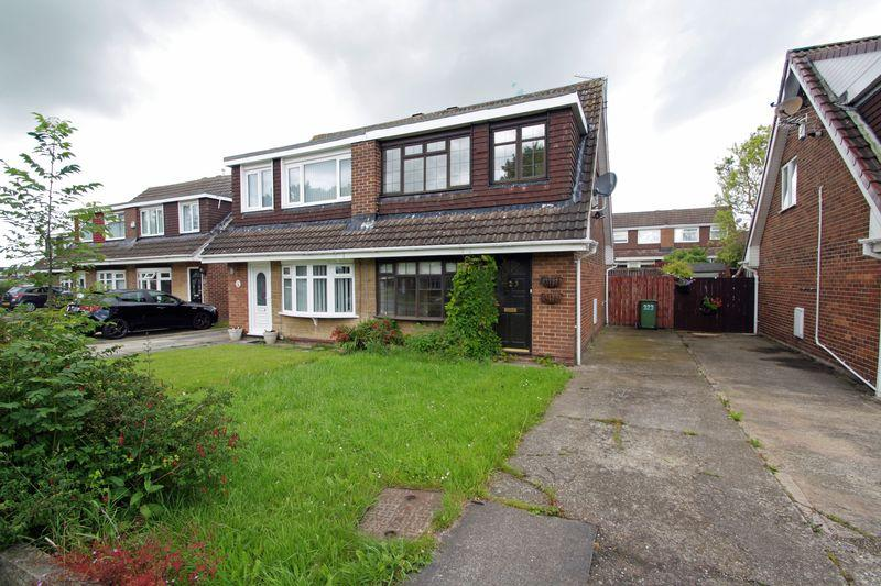 3 Bedrooms Semi Detached House for sale in Surbiton Road, Fairfield, Stockton, TS19 7SA