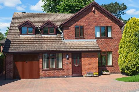 4 bedroom detached house for sale - Walnut Rise, Congleton