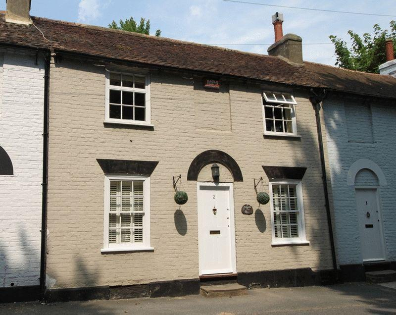 2 Bedrooms Terraced House for sale in Sandwich Hill Cottages, Eastry