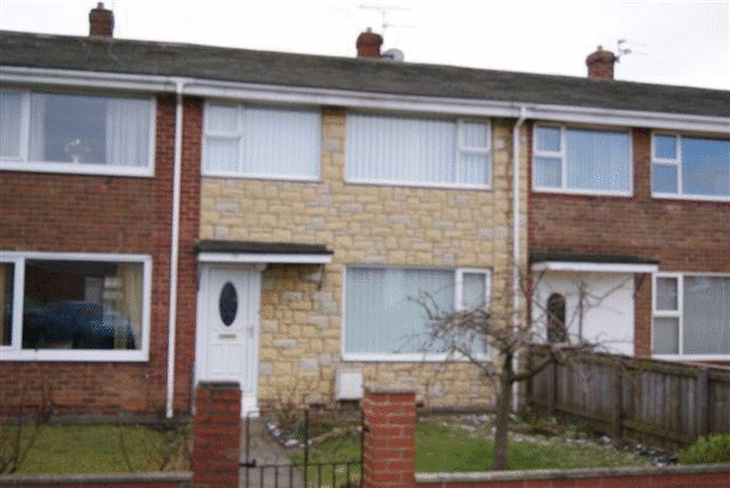 3 Bedrooms Terraced House for sale in Ridsdale Close, Seaton Delaval,