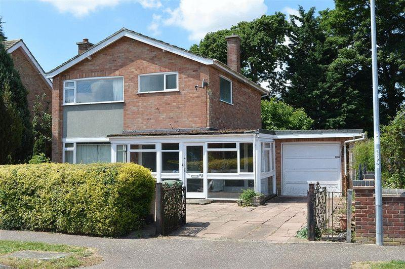 3 Bedrooms Detached House for sale in Charles Avenue Watton