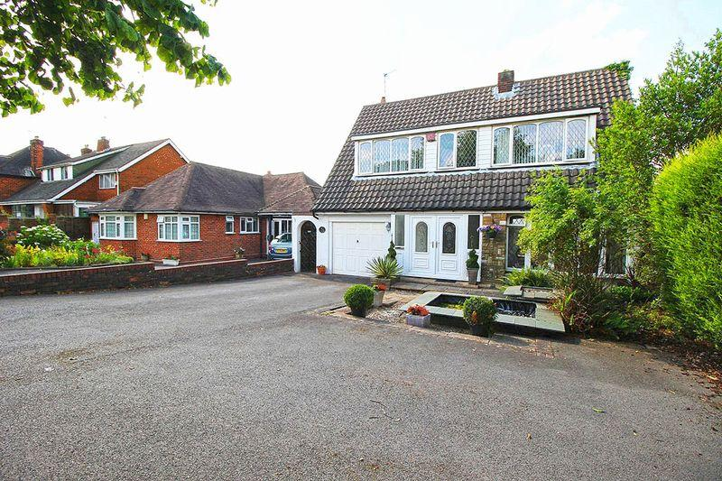3 Bedrooms Detached House for sale in Sandyfields Road, SEDGLEY
