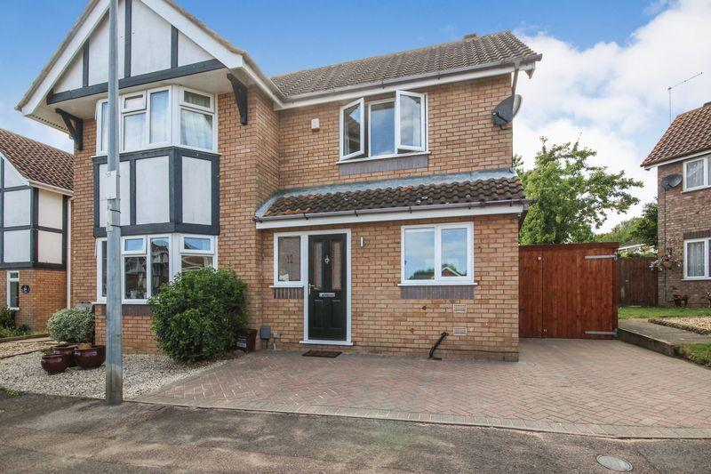 2 Bedrooms Semi Detached House for sale in Oak Tree Road, Ampthill