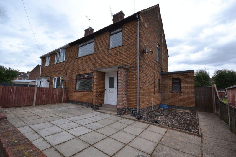 3 Bedrooms Semi Detached House for sale in MONCRIEFF CRESCENT, CHADDESDEN