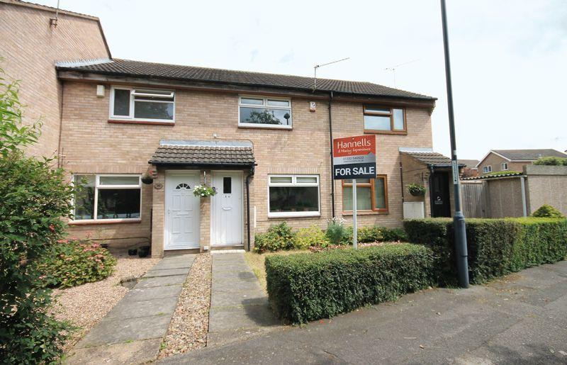 2 Bedrooms Terraced House for sale in WEAVERS GREEN, MICKLEOVER