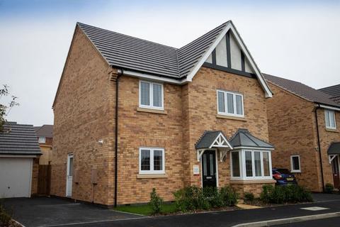 4 bedroom detached house for sale - Brindley Close, Chellaston