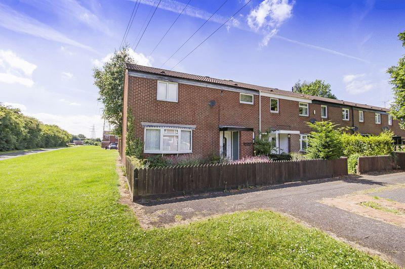4 Bedrooms End Of Terrace House for sale in SINFIN AVENUE, SHELTON LOCK