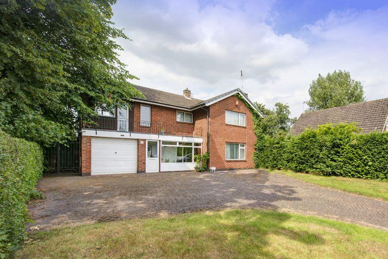 4 Bedrooms Detached House for sale in MILTON ROAD, REPTON