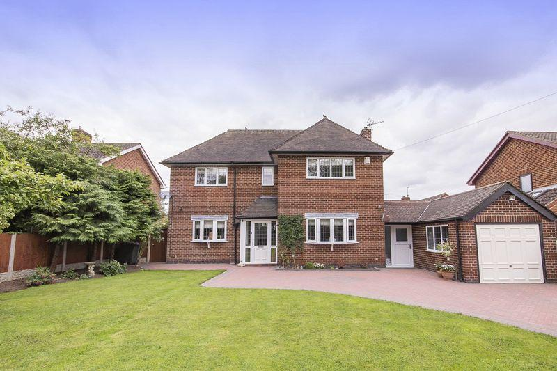 4 Bedrooms Detached House for sale in ROWLEY LANE, LITTLEOVER
