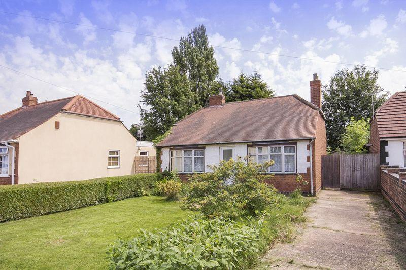 2 Bedrooms Detached Bungalow for sale in LITTLEOVER CRESCENT, LITTLEOVER