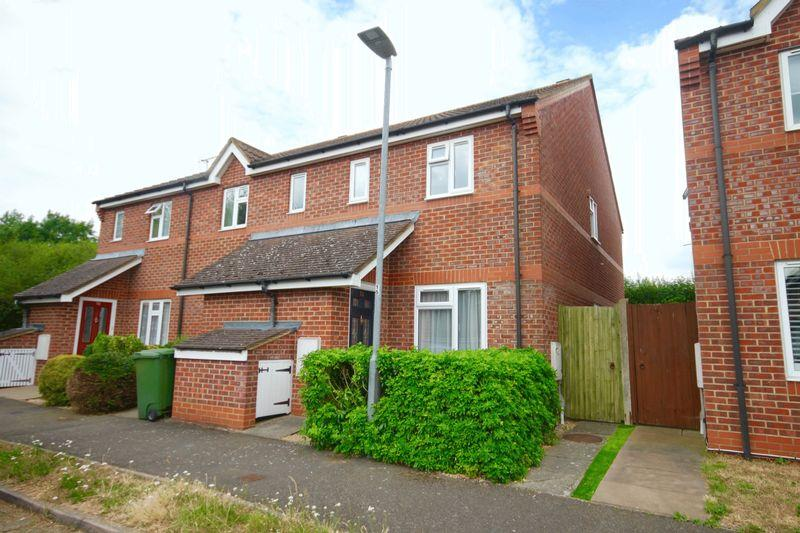 2 Bedrooms End Of Terrace House for sale in Hilltop, Redbourn