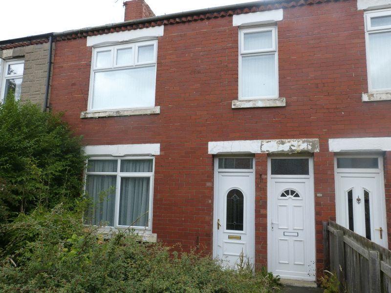 2 Bedrooms Flat for sale in Hawthorn Road, Ashington, Two Bedroom Ground Floor Flat
