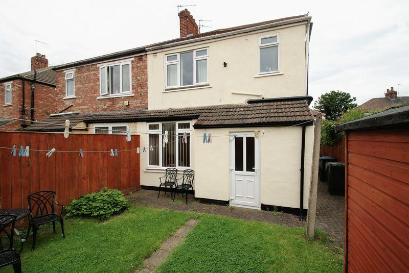 3 Bedrooms Semi Detached House for sale in York Road, Middlesbrough