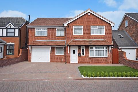 4 bedroom detached house for sale - Cedardale Park, Widnes